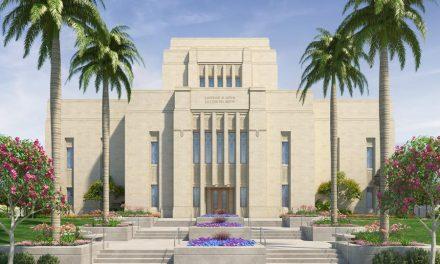 Se anuncia la Primera Palada del Templo de Lima, Perú, Los Olivos