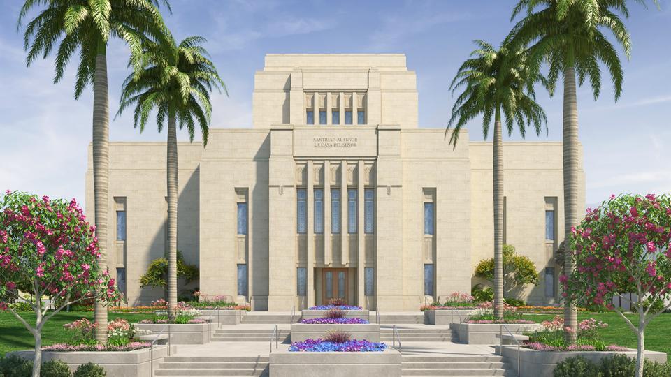 Templo de los Olivos