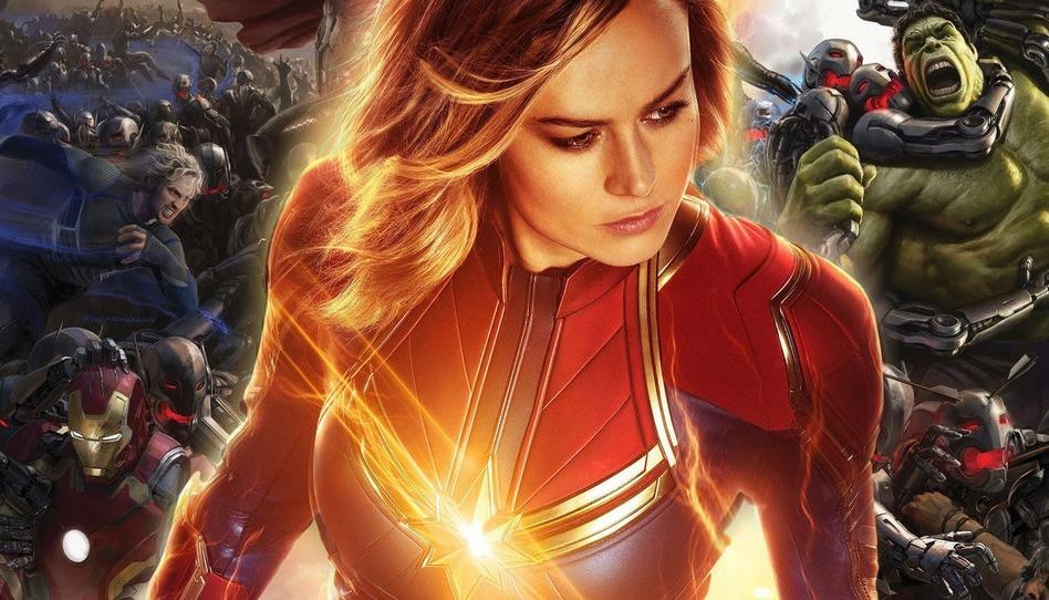 """Crítica de cine desde una perspectiva Santo de los Últimos Días: Lo que los padres deben saber sobre """"Capitana Marvel"""" antes de verla con la familia"""