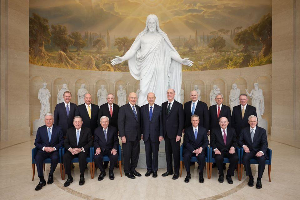 El Señor le indicó al presidente Nelson que vaya a Roma con los otros 14 profetas