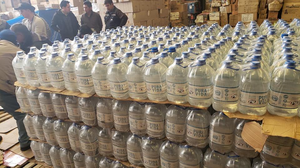 lluvias en Bolivia- donaciones.
