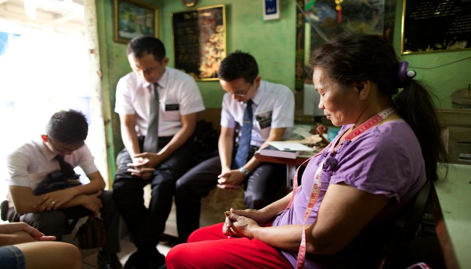 misioneros espíritu