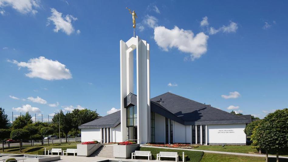 El Templo de Frankfurt, Alemania, se volverá a abrir para recorridos públicos después de 4 años de renovación