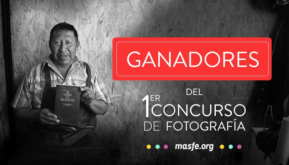 Se anuncian los ganadores del primer concurso de fotografía de masfe.org