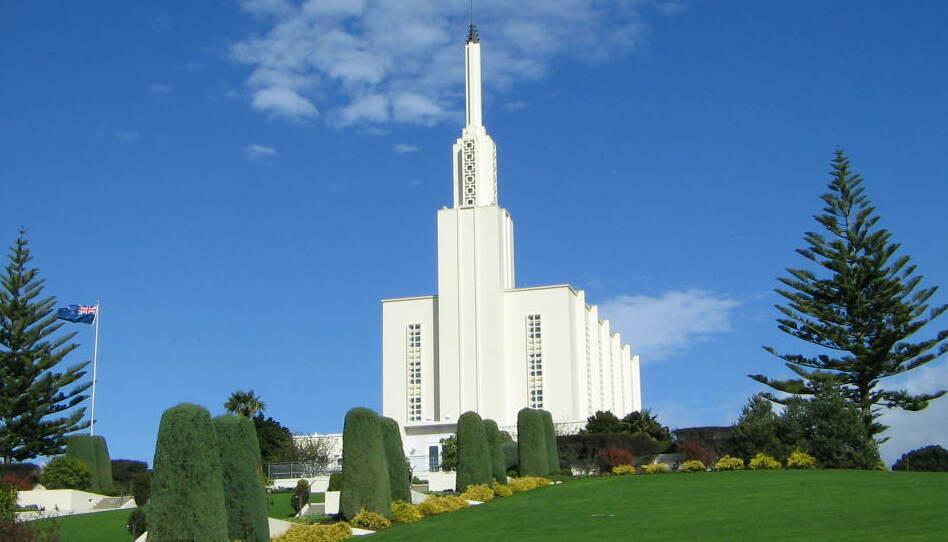 templo de Hamilton Nueva Zelanda