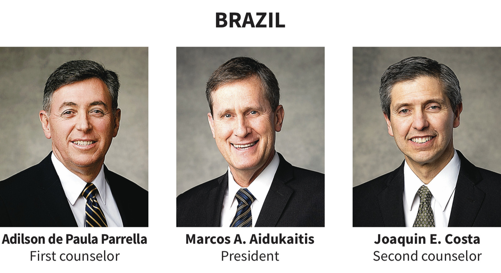 Presidencia de Área Brasil