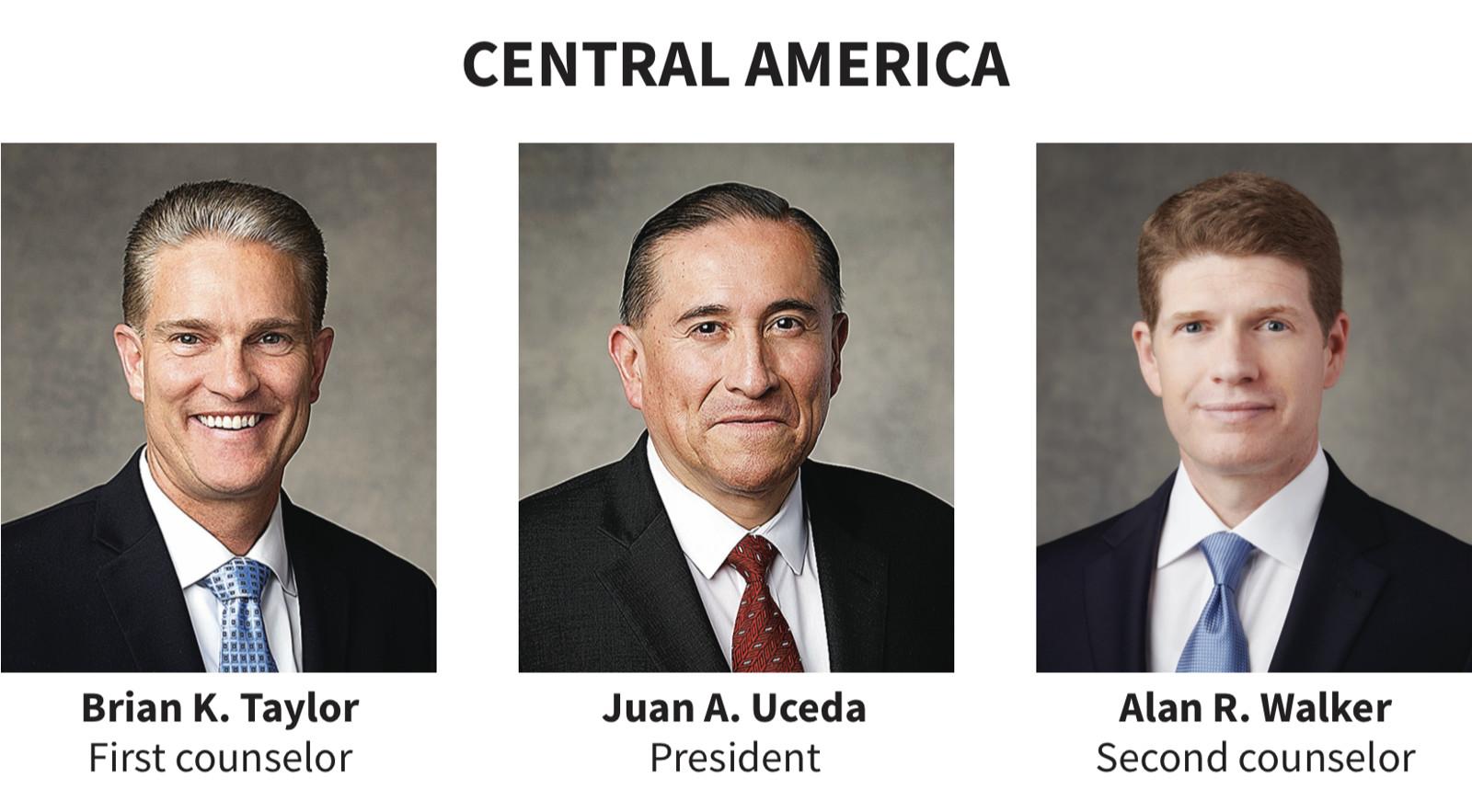 Presidencia de Área  Centroamérica