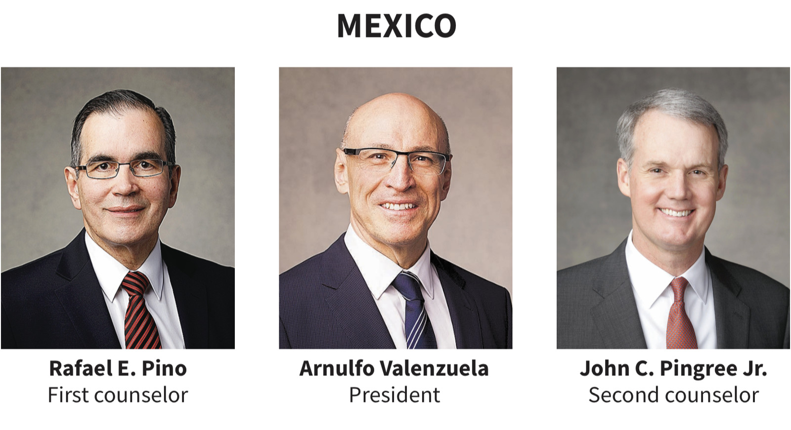 Presidencia de Área México