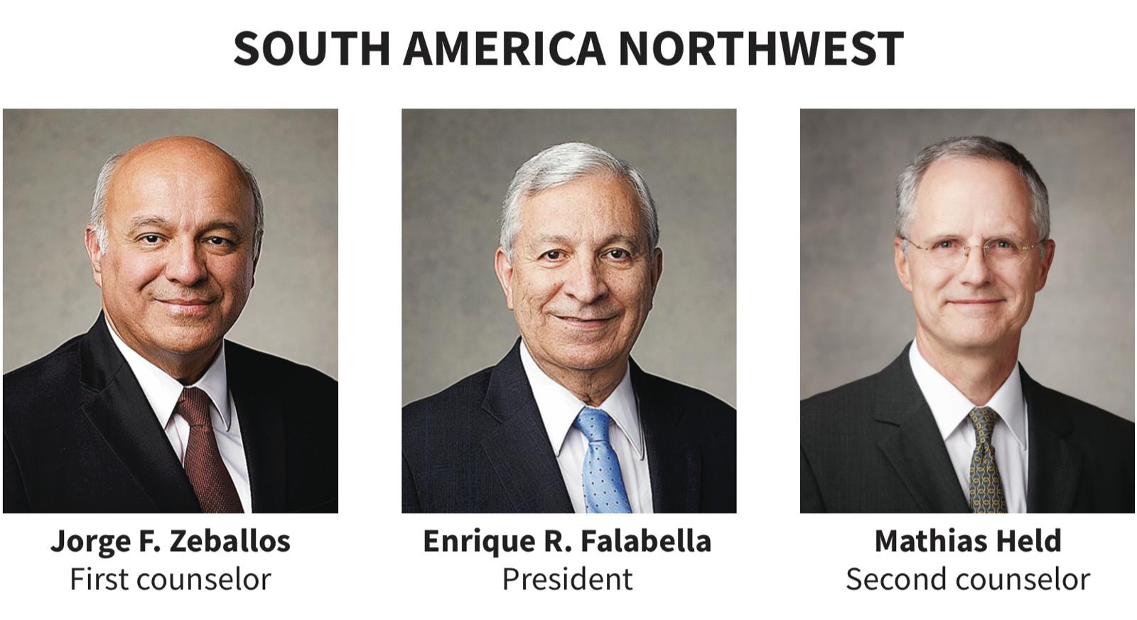 Presidencia de Área Sudamerica Noroeste