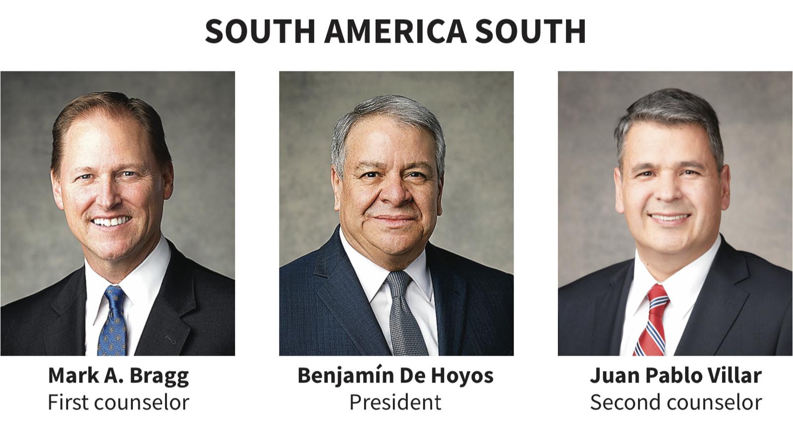 Presidencia de Área Sudamérica Sur