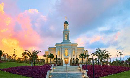 El Templo de Fortaleza, Brasil abre sus puertas al público