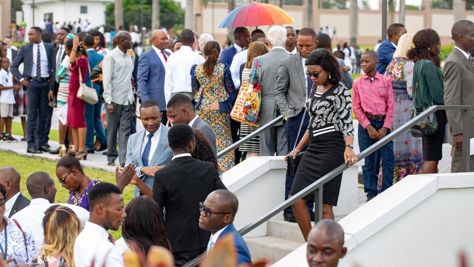 Templo de Kinshasa