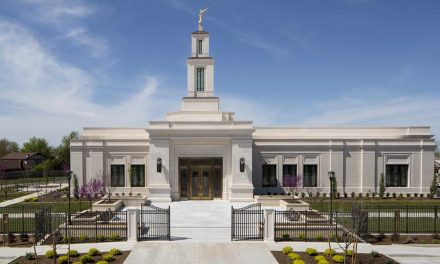 El renovado Templo de Oklahoma abre sus puertas al público