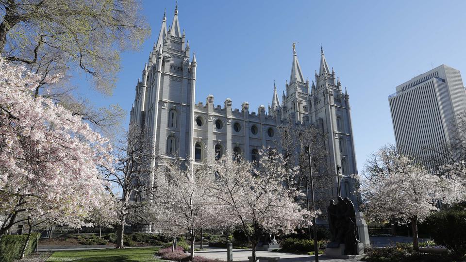 Templo de Salt Lake renovación