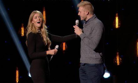 """Mira: Mujer Santo de los Últimos Días es sorprendida con una romántica propuesta de matrimonio en """"American Idol"""""""