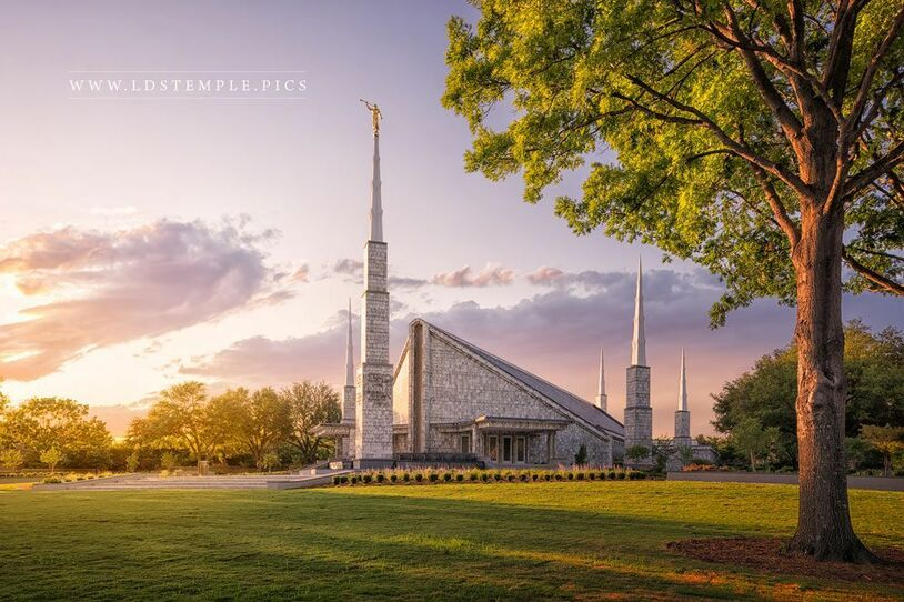 Templo de Dallas, Texas