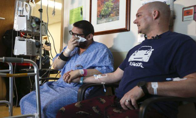 """""""Definitivamente eres mi ángel"""": Santo de los Últimos Días dona un riñón a un desconocido"""