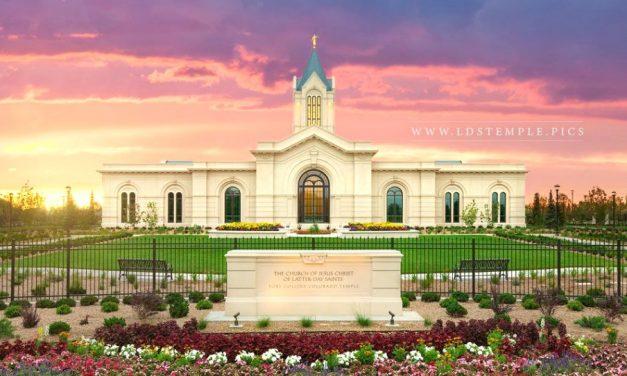 Un espíritu sagrado – Recordar de qué tratan realmente los anuncios de nuevos templos en la Conferencia General