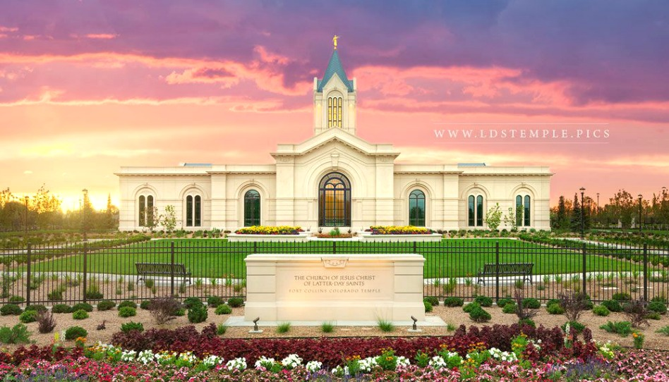 Templo de Fort Collins, Colorado