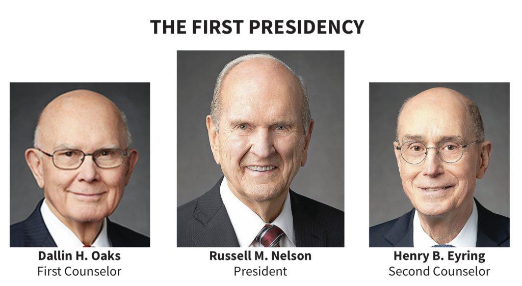 Primera Presidencia de la Iglesia