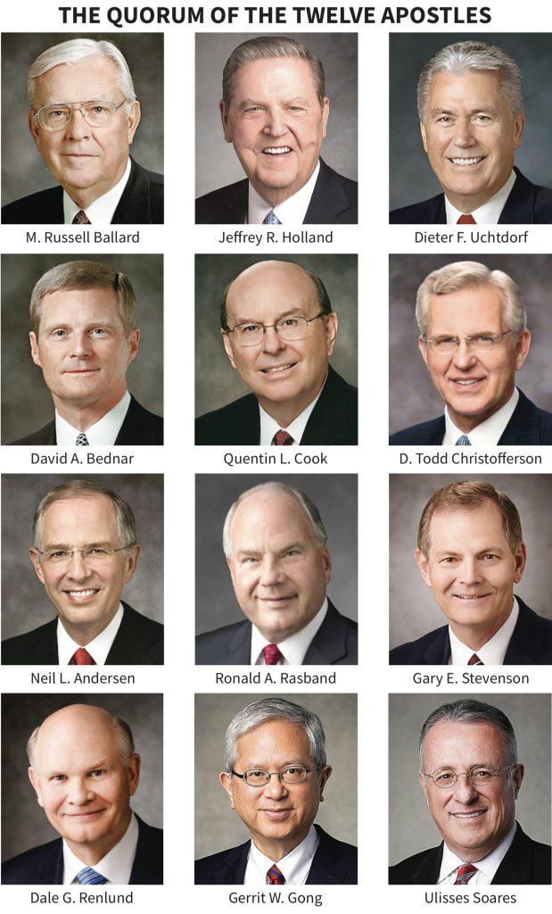 Quórum de los Doce Apóstoles