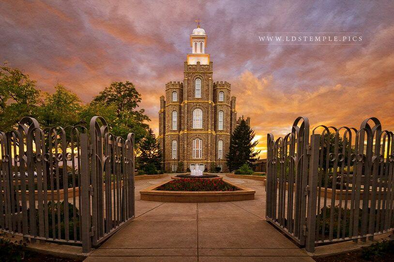 Templo de Logan, Utah