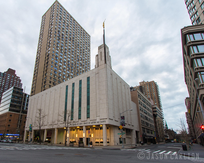 Templo de Manhattan New York