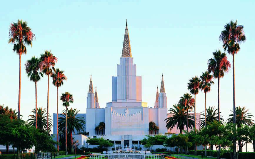 Templo de Oakland, California