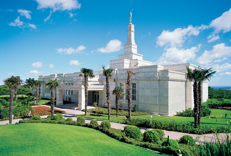 Templo de Proto Alegre Brasil
