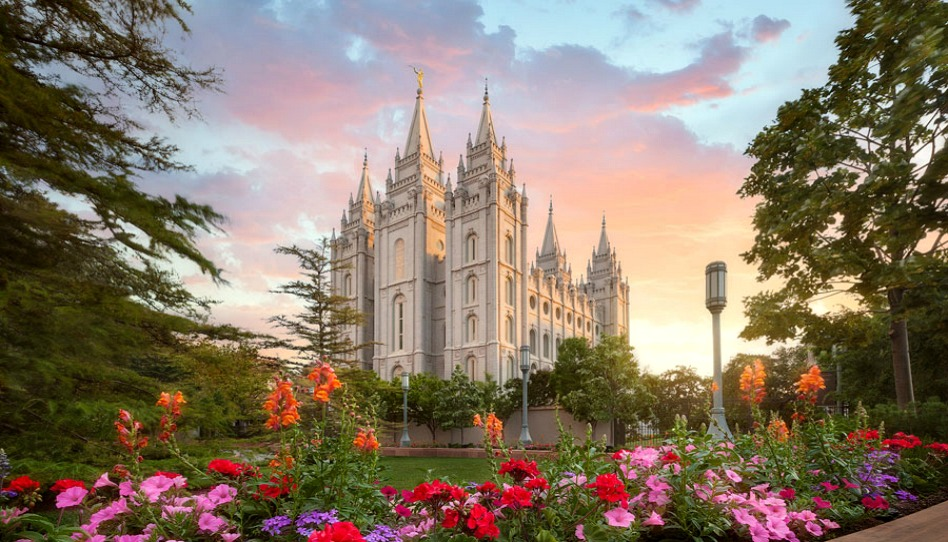 Templo Salt Lake