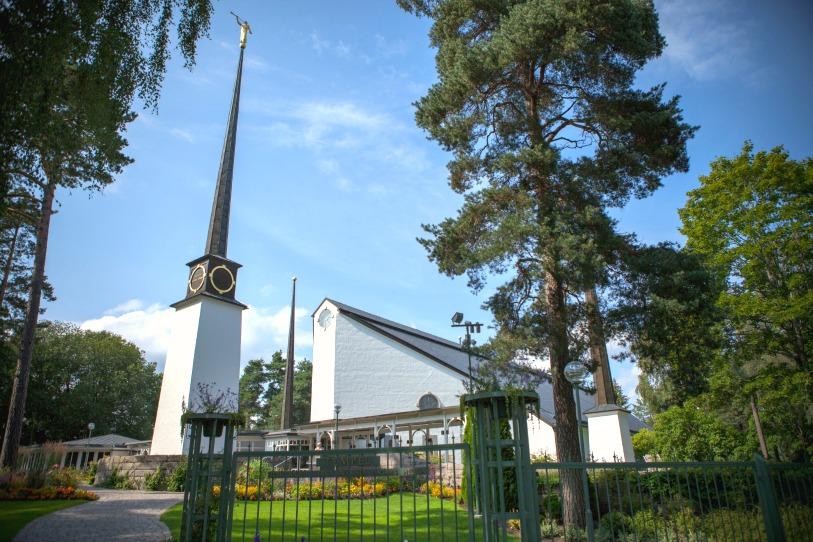 Templo de Estocolmo, Suecia