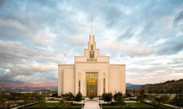 La respuesta poderosa que una mujer Santo de los Últimos Días recibió después de preguntarse si era lo suficientemente buena para ir al templo