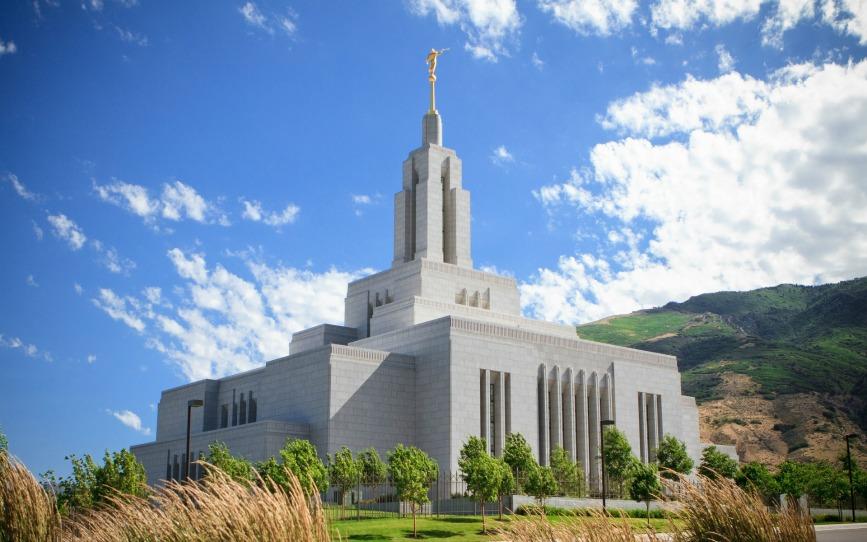 Templo de Draper Utah