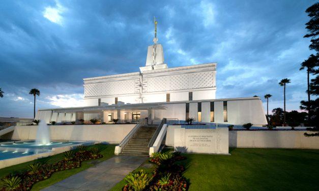 Los nuevos templos no siempre han sido anunciados en la Conferencia General + Cómo ha cambiado con los años