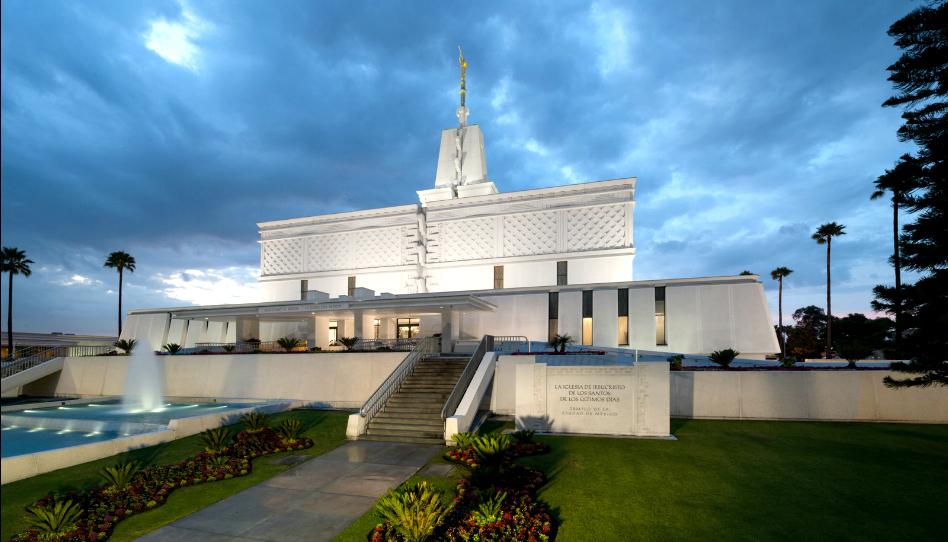 Los templos de Bogotá Colombia y Ciudad de México, México pausarán sus operaciones