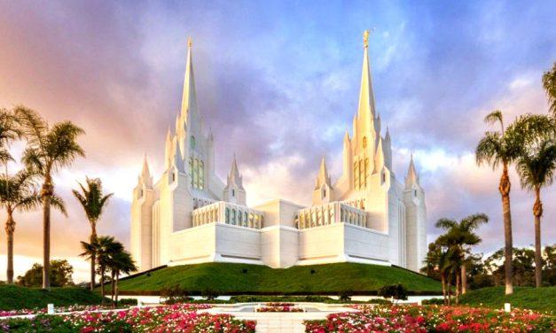 Templos únicos y singulares de la Iglesia en todo el mundo
