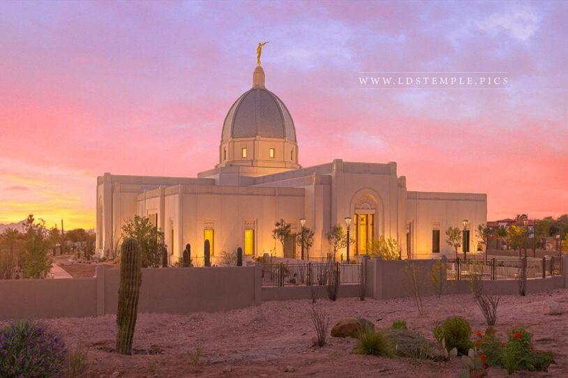 Templo de Tucson, Arizona