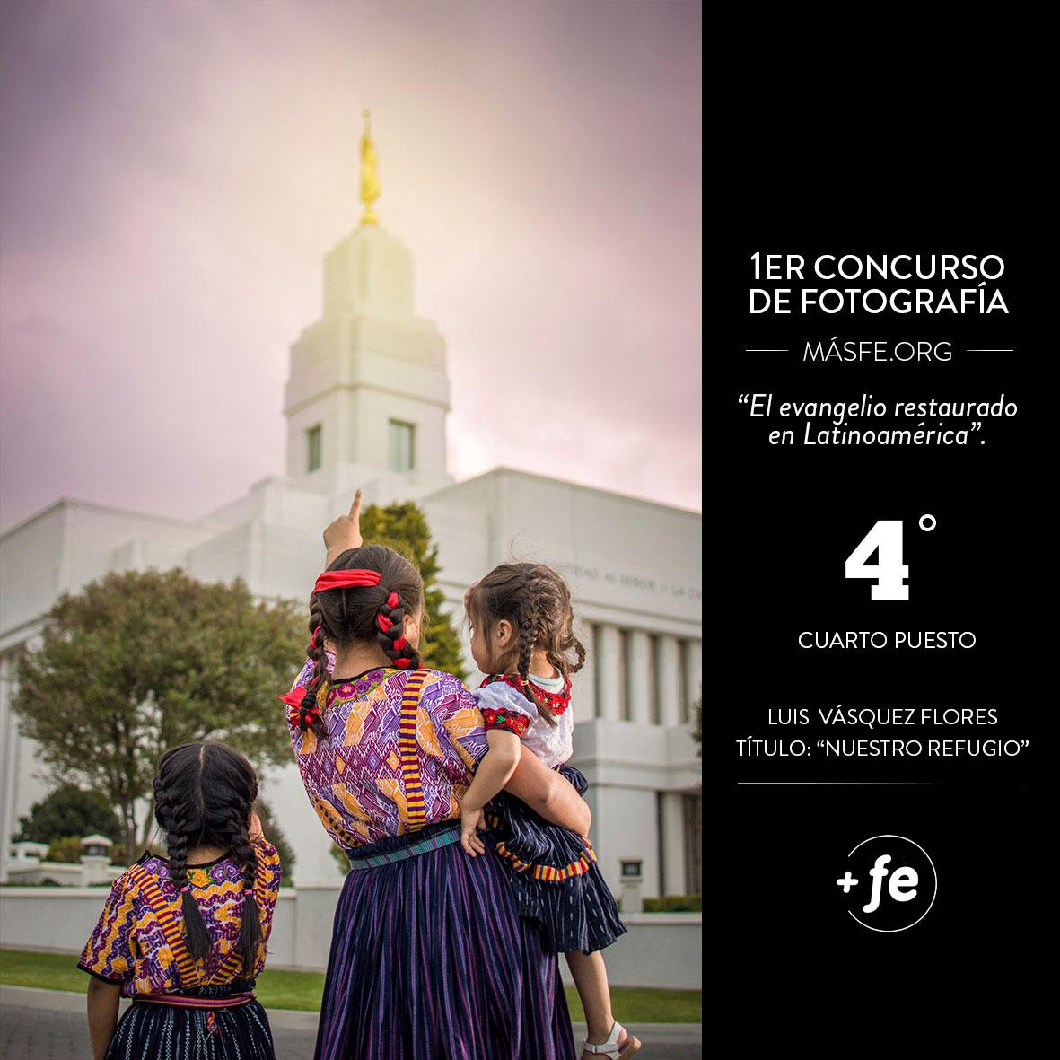 ganadores del primer concurso de fotografía de masfe.org