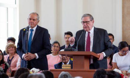 El contundente mensaje de Élder Holland en México