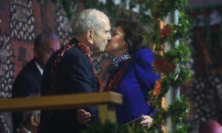 Como la revelación personal llevó a la hermana Nelson a casarse con el profeta
