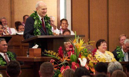 El presidente Nelson comparte 10 verdades espirituales en Hawái