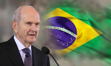 El presidente Russell M. Nelson visitará Brasil
