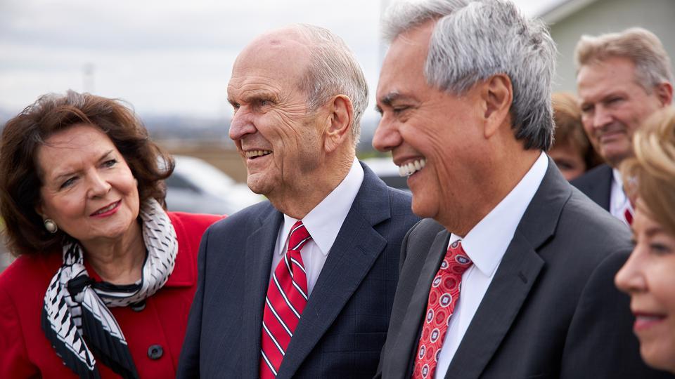 Presidente Nelson anuncia sitio para el nuevo templo en Auckland, Nueva Zelanda