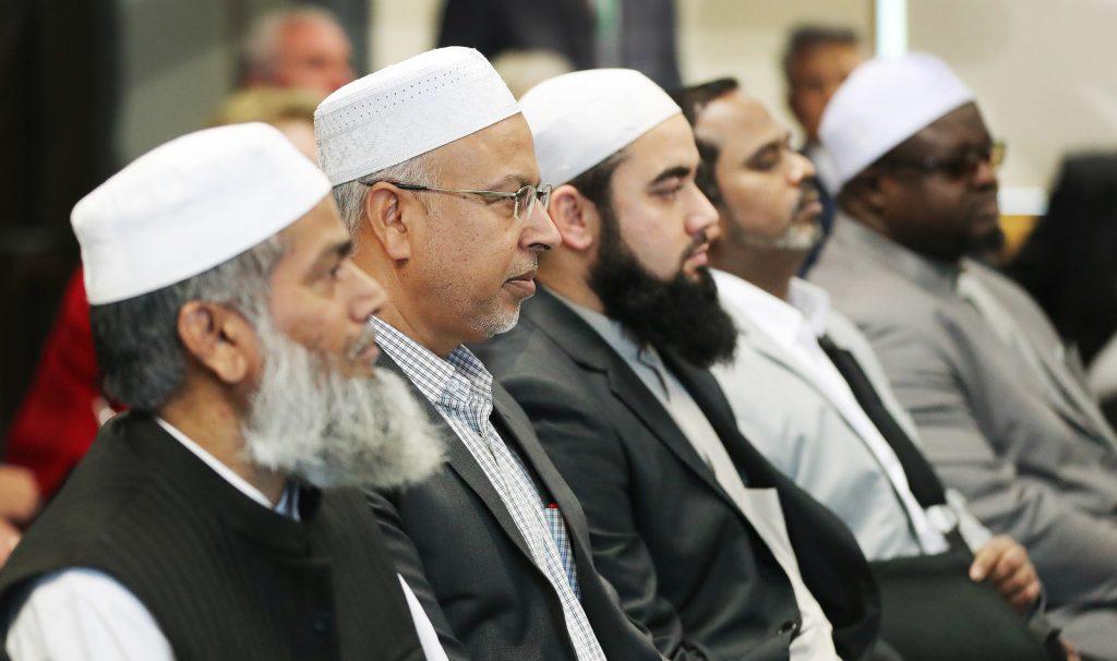 Presidente Nelson y musulmanes