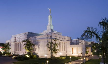 Se anuncia fecha para la rededicación del Templo Asunción, Paraguay