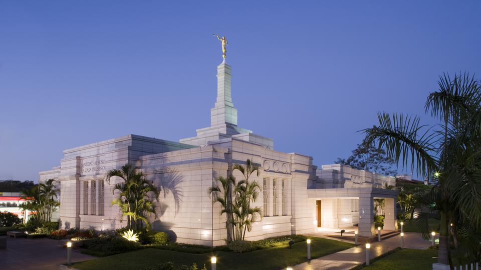 Templo de Asunción, Paraguay