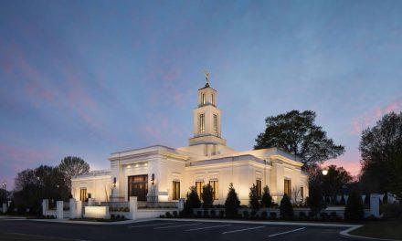 El élder Holland rededicó el templo renovado de Memphis, Tennessee