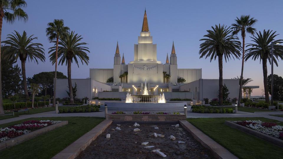 Templo de Oakland