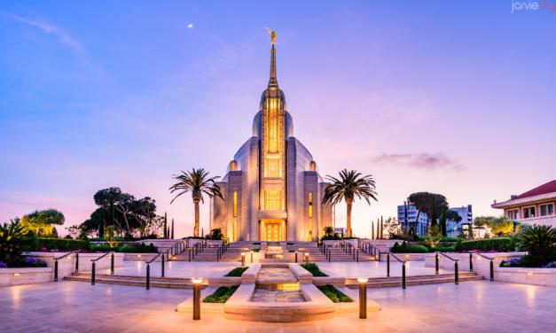 ¿Cuánto cuesta construir un templo de La Iglesia de Jesucristo de los Santos de los Últimos Días?