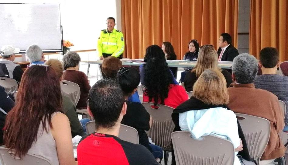La Iglesia participa en asamblea de Seguridad Ciudadana en Quito, Ecuador